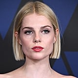 Lucy Boynton at the 2018 Academy of Motion Picture Arts and Sciences' Governors Awards