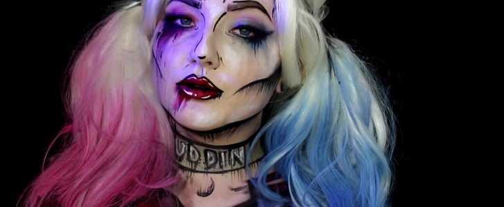 Harley Quinn Halloween Makeup Tutorials You Need to Try From YouTube