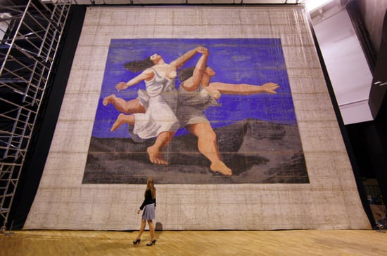 Picture of Largest Picasso Piece in London