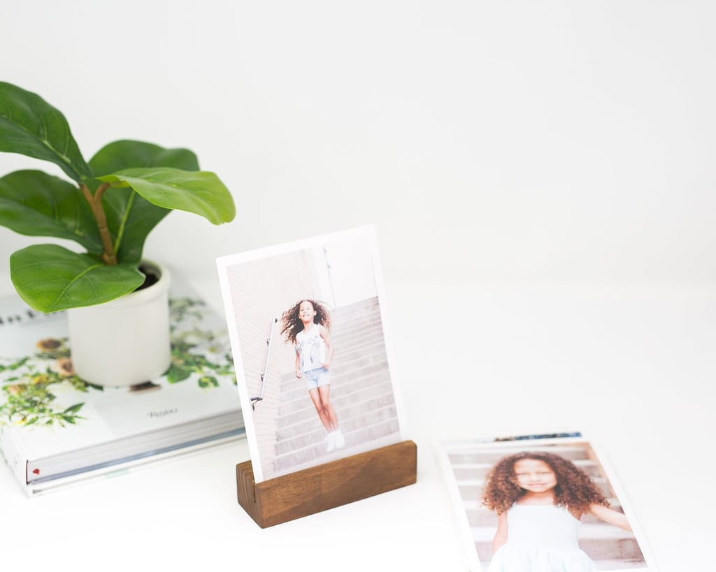 Wooden Photo Place Holder
