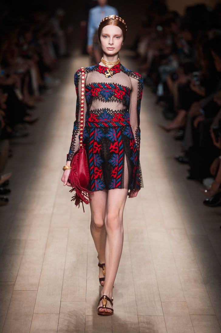 Valentino Spring 2016 Couture: Valentino Spring 2014 Runway Show