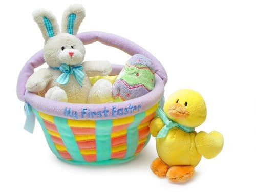 Baby's My First Easter Basket Playset