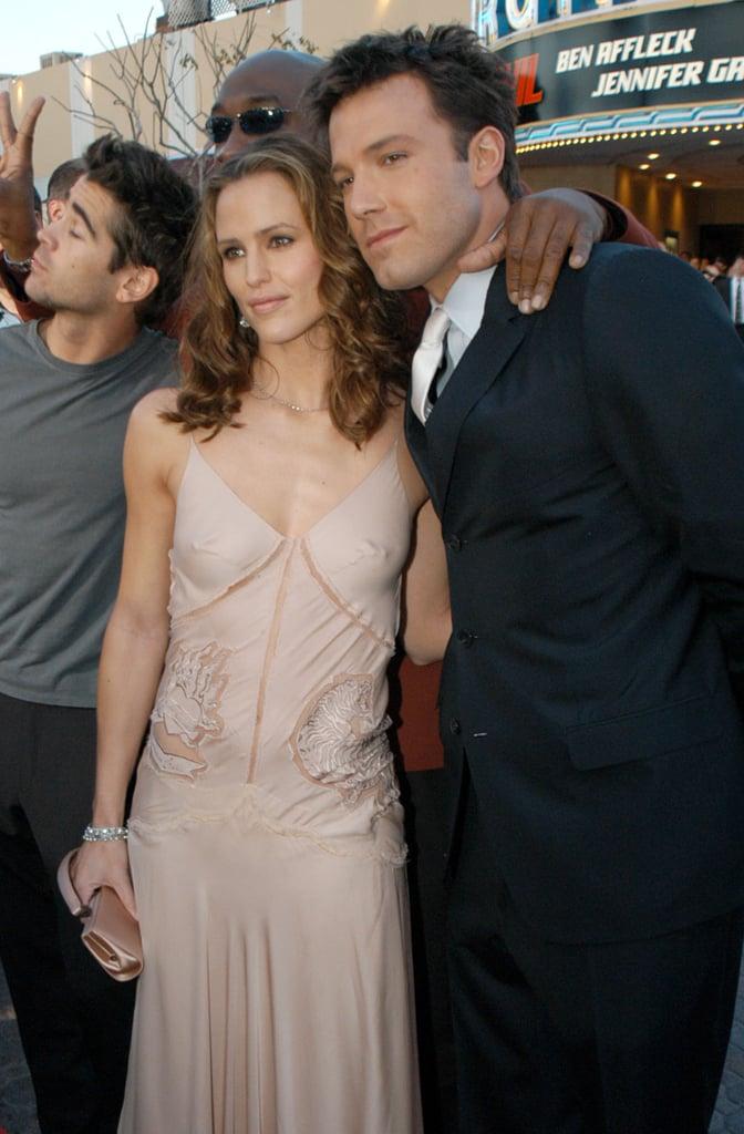 Jennifer Garner Daredevil Premiere 2003 Daredevil ...