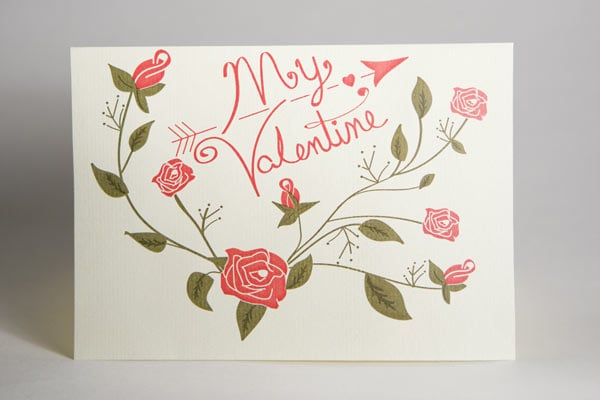 Valentines Day Free Printable Cards – Print a Valentines Card