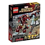 Lego Super Heroes The Hulk Buster Smash Kit