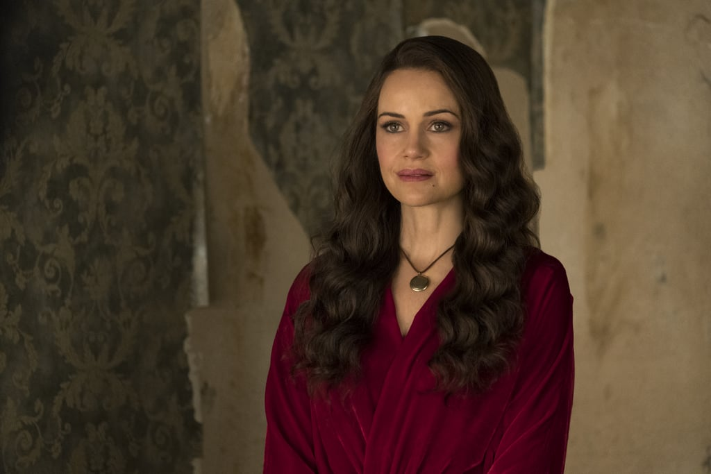 Carla Gugino As Olivia The Haunting Of Hill House Cast And