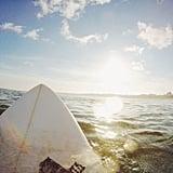 تعلم كيفية ركوب الأمواج
