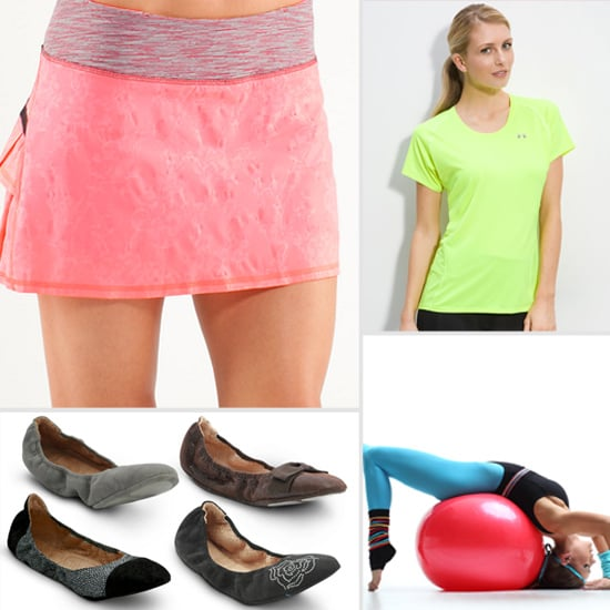 Fitness Fashion Trends 2012