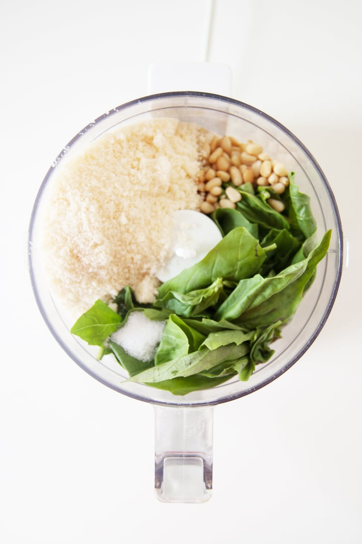 how to use frozen pesto