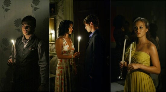 "Recap Of Gossip Girl Season Two, Episode Three ""The Dark Night"" Airing On ITV2 In The UK"