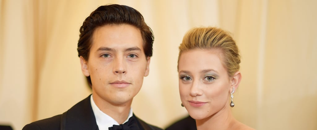 Cole Sprouse Shares First Instagram Photo With Lili Reinhart