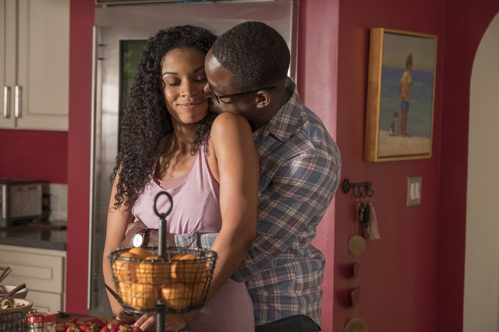The wait is almost over, This Is Us fans! After what felt like a million years, the hit drama is finally returning for its third season this month! Ahead of the season three premiere on Sept. 25, NBC unveiled the first glimpse of the upcoming season. While Randall and Beth look happier than ever, we also get a glimpse of Kate celebrating her birthday with Toby and another flashback of Jack and Rebecca. Be still our hearts!  In the official cast portrait, which was shot by photographer Annie Leibovitz, the Pearson family cuddles up under a tree while the sunshine beams down on their faces. Is this a clue that the upcoming season will be a little bit lighter? The show's creator Dan Fogelman did say that the first episode of season three would be a bit more joyful. Hopefully the rest of the season will follow suit! We don't know if we can handle another heartbreaking death again this year.       Related:                                                                                                           This Is Us: 6 Heartbreaking Season 3 Theories