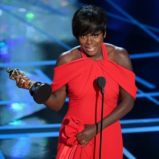 Viola Davis's Best Supporting Actress Speech at  Oscars 2017