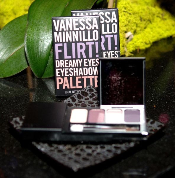 Vanessa Minnillo's FLIRT! Collection Is Here