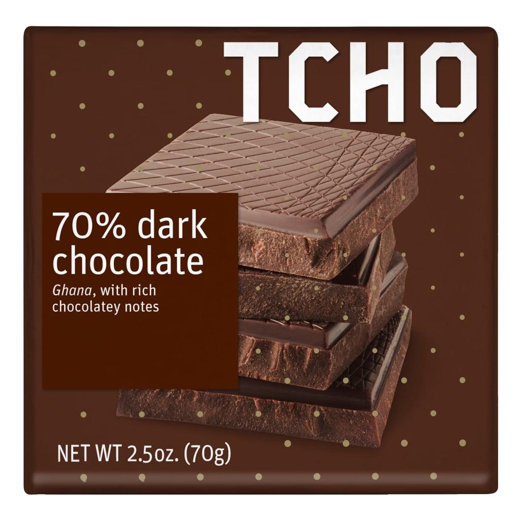 TCHO Dark Chocolate