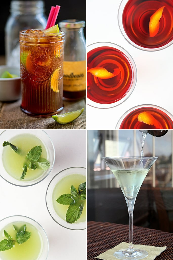 15 Gin-Based Cocktails That Aren't a Gin and Tonic