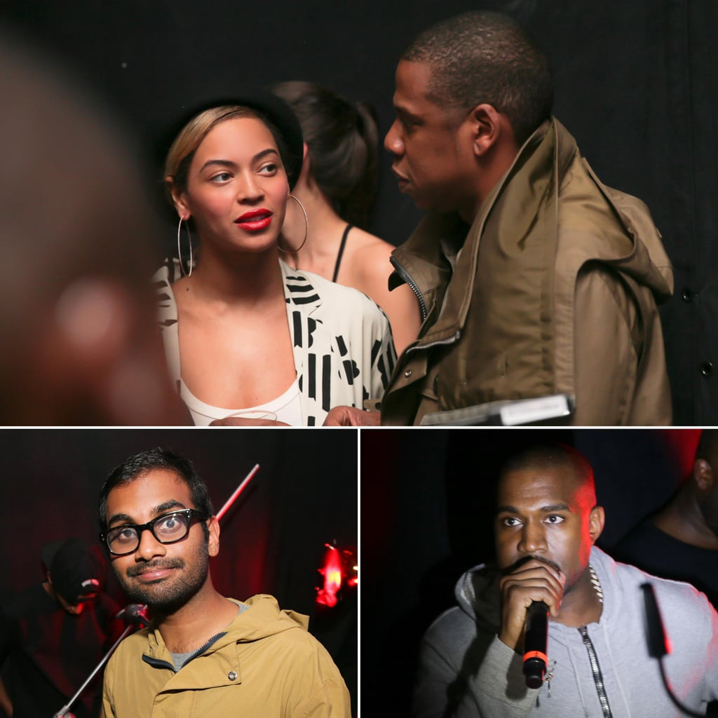 Beyonce and Jay-Z at Kanye West's Listening Party | Photos