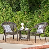 Hamilton Wicker Chat Set
