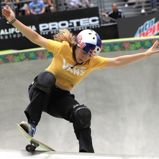 Skateboarder Brighton Zeuner Talks Olympics Postponement