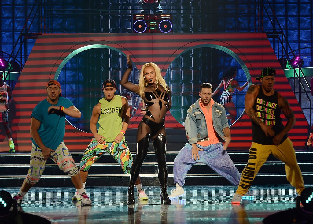 Britney Spears Deserves a Round of Applause For Her Killer Performance