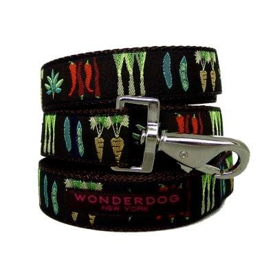 Wonderdog Veggie Dog Leash ($36)