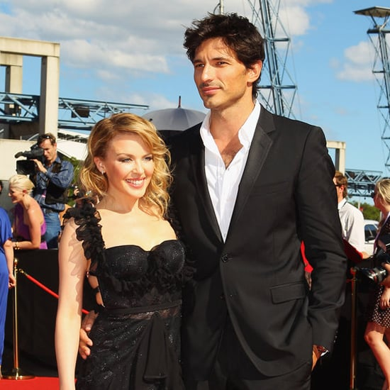 Kylie Minogue and Andres Velencoso Split