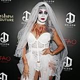La La Anthony as a Corpse Bride