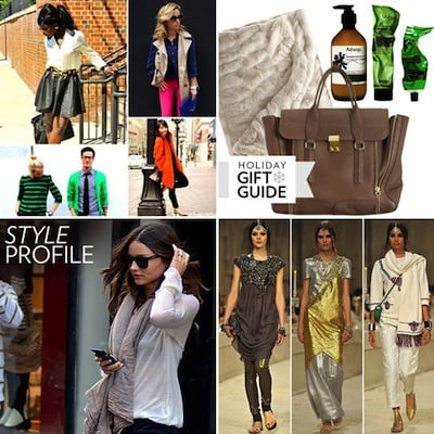 Fashion News and Shopping For Week of December 5, 2011