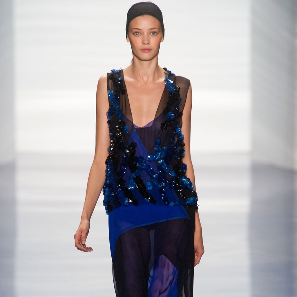 2014 Spring New York Fashion Week Runway Vera Wang | Picture