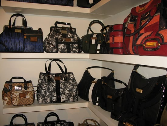 In The Showroom: L.A.M.B. Handbags Fall 2009