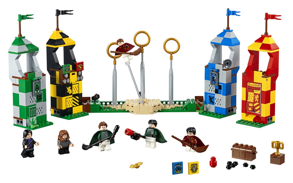 Its Magical Toys : Lego harry potter quidditch match new sets coming