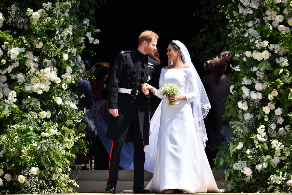 Meghan Markle's Wedding Dress Details and Photos
