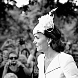 The British Royal Family in Black-and-White Photos