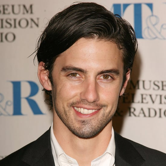 Sexy Pictures of Milo Ventimiglia Smiling