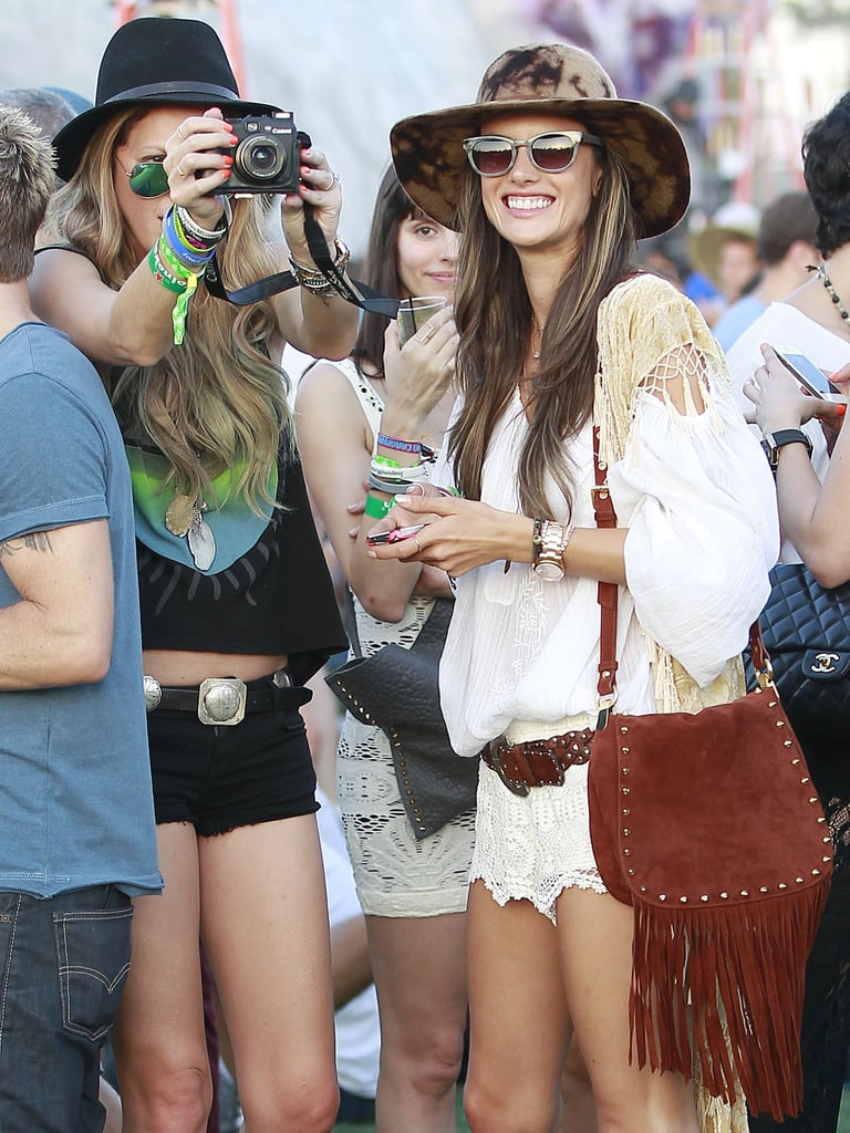 A Fringe Bag Is Yet Another Staple