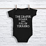 This Diaper Is Dark and Full of Terrors Onesie