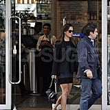 Pippa Middleton Heads Back to Work and Does Lunch With a Guy Pal