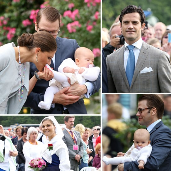 Princess Victoria, Her Adorable Baby, and Hot Brother Celebrate Victoriadagen