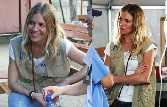 Sienna Miller Writes a Piece on Haiti For The Huffington Post 2010-03-25 16:30:00