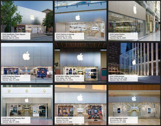 Apple Store Pictures