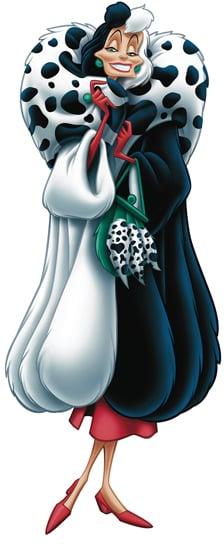 Fab Villian: Cruella De Vil