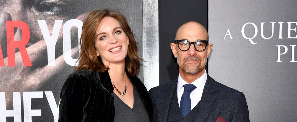 Stanley Tucci and Felicity Blunt Welcome Second Child