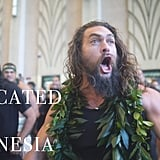 Dedicated to Polynesia