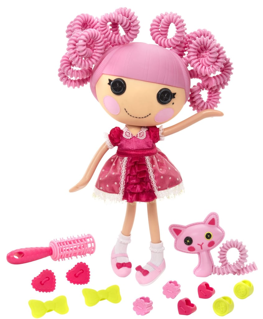 Will You Be Buying Lalaloopsy Silly Hair Doll?