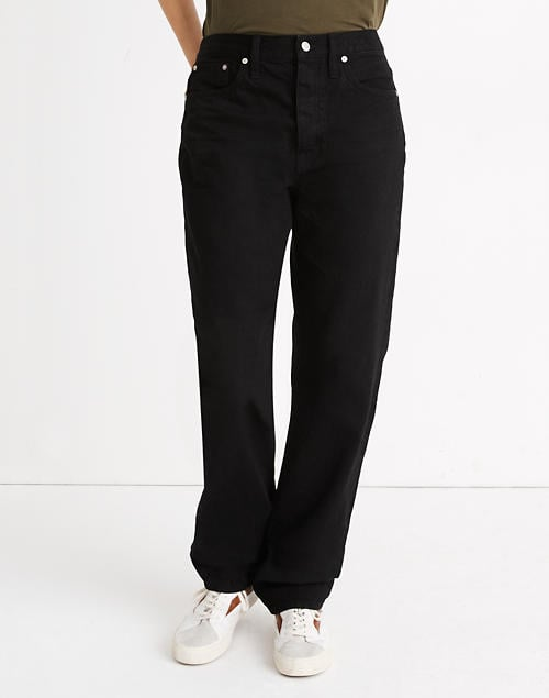 Madewell The Dad Jean