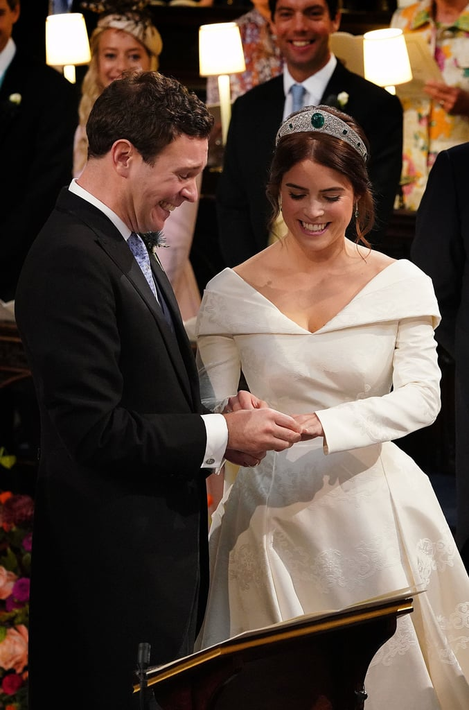 Princess Eugenie and Jack Brooksbank's Wedding Vows