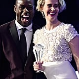 Sterling K. Brown and Sarah Paulson Pictures