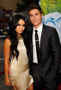 Would You Be Surprised If Zac Efron and Vanessa Hudgens Broke Up?