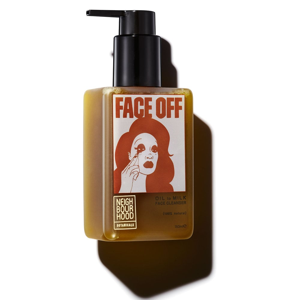 Neighbourhood Botanicals Face Off Cleansing Oil