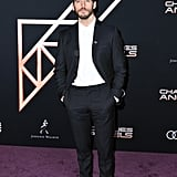 Sam Claflin at the Charlie's Angels Premiere